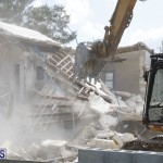 Bermuda Shelly Bay beach house demolition August 2017 (7)