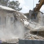 Bermuda Shelly Bay beach house demolition August 2017 (9)