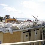 Bermuda Shelly Bay beach house demolition August 22 2017 (10)