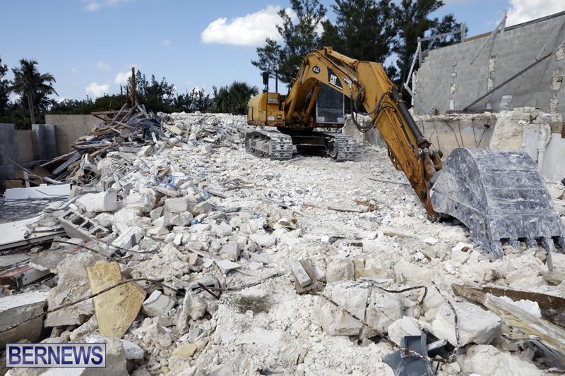 Bermuda-Shelly-Bay-beach-house-demolition-August-22-2017-3