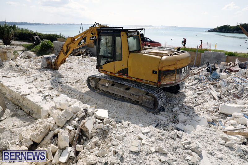 Bermuda-Shelly-Bay-beach-house-demolition-August-22-2017-4