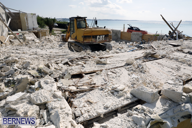 Bermuda-Shelly-Bay-beach-house-demolition-August-22-2017-7