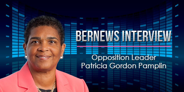 Bernews Podcast with Patricia Gordon Pamplin