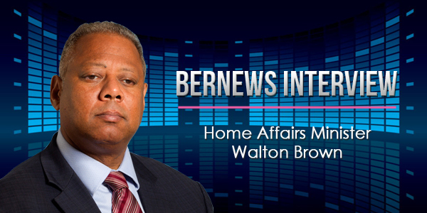 Bernews Podcast with Walton Brown