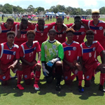 CONCACAF U15 Boys Bermuda August 14 2017