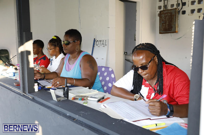 Cup Match scorekeepers Bermuda August 4 2017 (3)