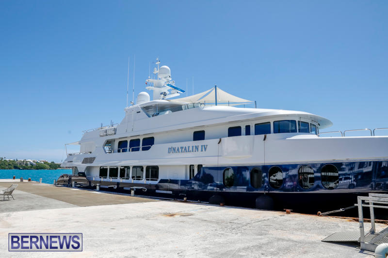 D'NATALIN IV Superyacht Bermuda, August 10 2017_1913