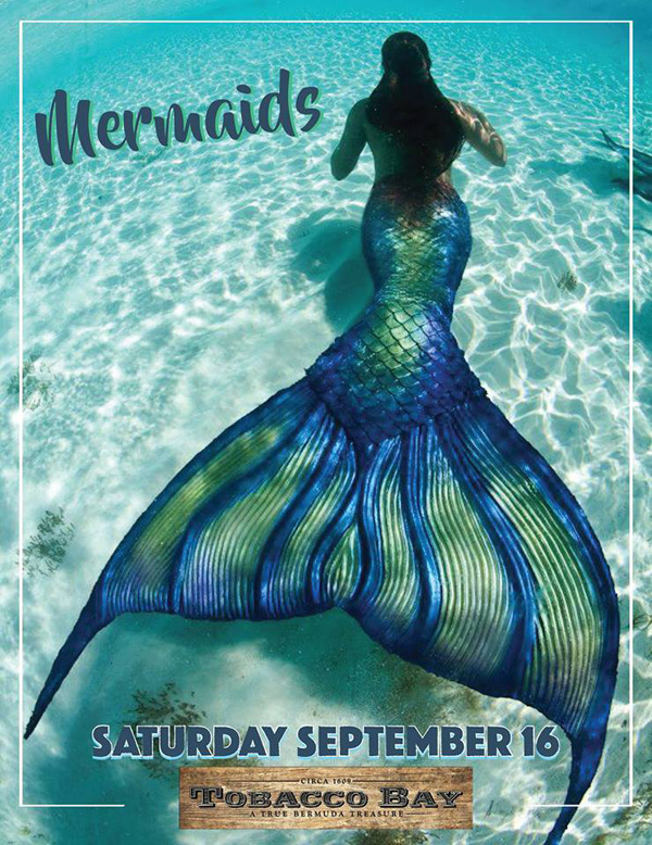 Mermaids Bermuda Aug 2017