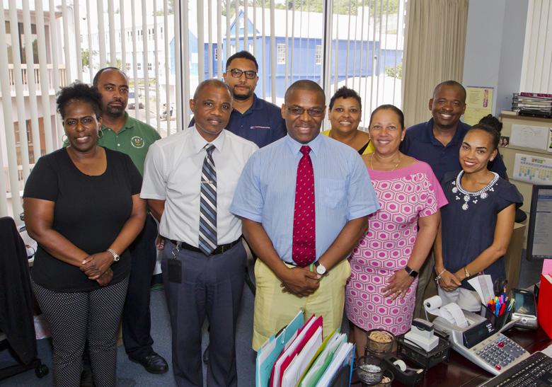 Minister Marine Ports HQ visit Bermuda Aug 2017 (1)
