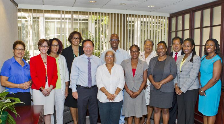Ministry of Health Bermuda August 14 2017
