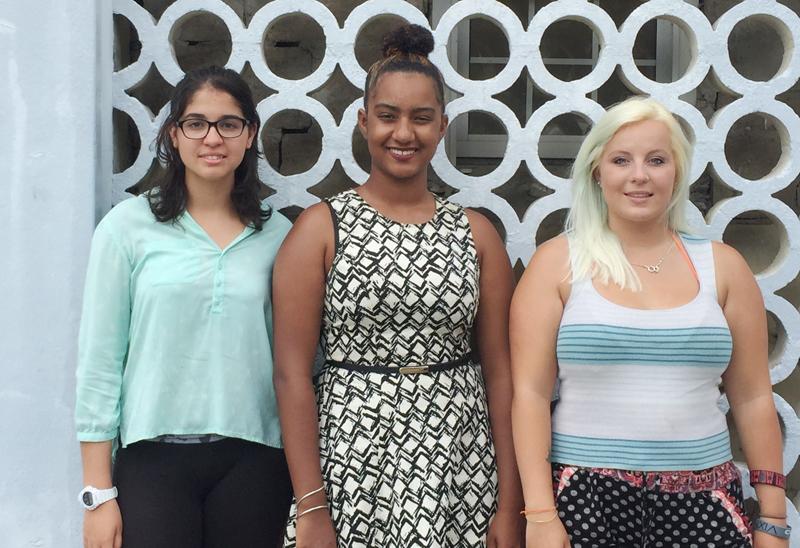 PPC Scholarship Awards Bermuda Aug 2017