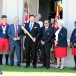 Queens Baton Bermuda Visit August 2 2017 (14)