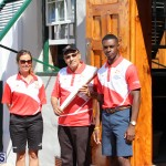 Queens Baton Bermuda Visit August 2 2017 (2)