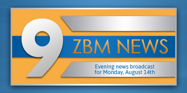 zbm 9 news Bermuda August 14 2017