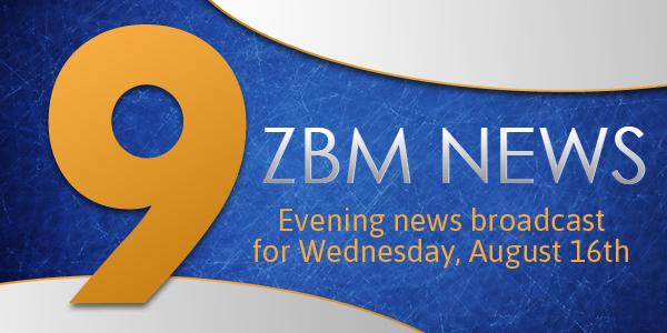 zbm 9 news Bermuda August 16 2017