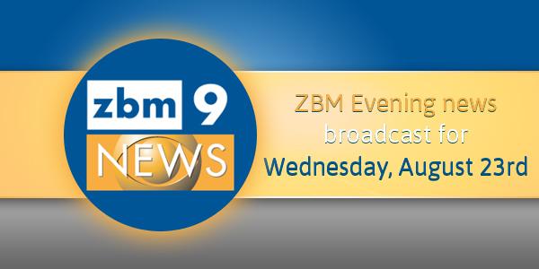 zbm 9 news Bermuda August 23 2017
