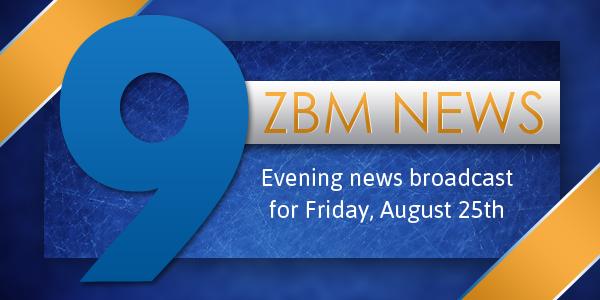 zbm 9 news Bermuda August 25 2017