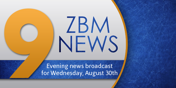 zbm 9 news Bermuda August 30 2017