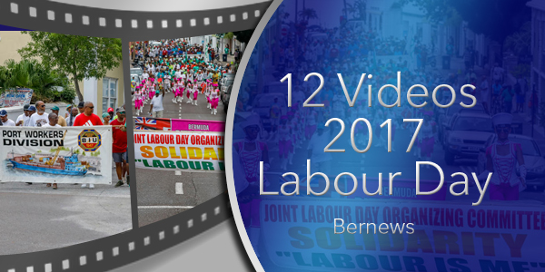 12 Videos 2017 Labour Day