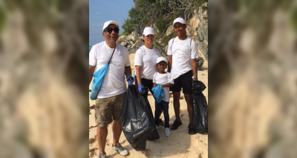 Beach CleanUp Bermuda Sept 2017 (3)