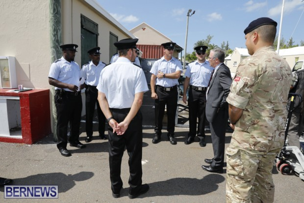 Bermuda Regiment to deploy to Caribbean Sept 12 2017 (17)