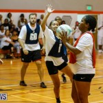 Celebrity Exhibition Netball Match Bermuda, September 9 2017_2162
