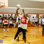 Celebrity Exhibition Netball Match Bermuda, September 9 2017_2369