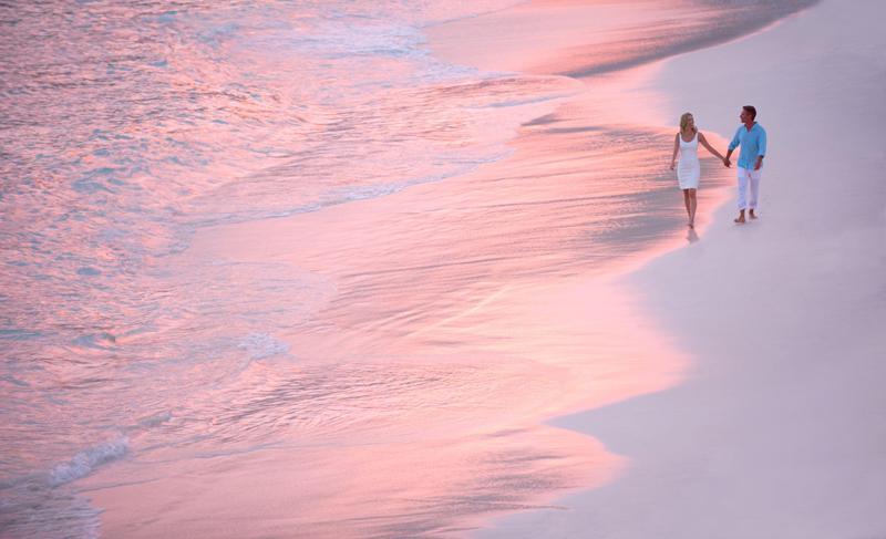 Fairmont Southampton Bermuda Pink Sand Beach Sept 2017