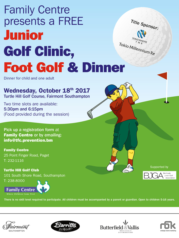 FC11-2881 Golf Clinic Poster_2017