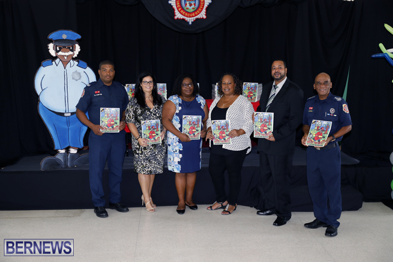 Fire Safety & Colouring Book Launching Bermuda Sept 15 2017 (1)