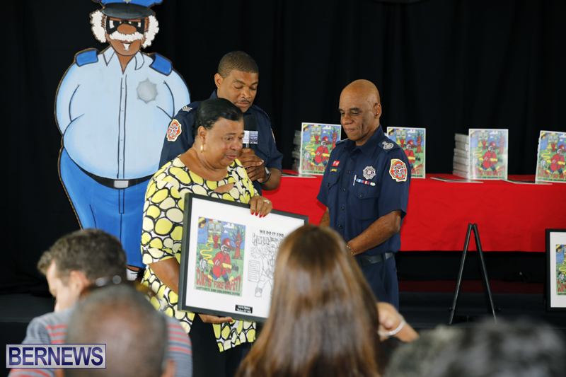 Fire Safety & Colouring Book Launching Bermuda Sept 15 2017 (5)