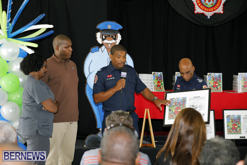 Fire Safety & Colouring Book Launching Bermuda Sept 15 2017 (9)