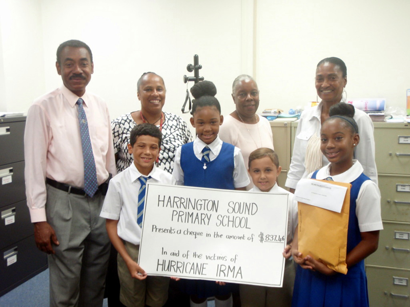 Harrington Sound Primary School Bermuda Sept 2017