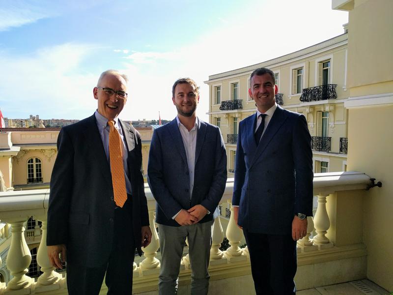 Hearn, McConkey & Wightman Bermuda Sept 2017