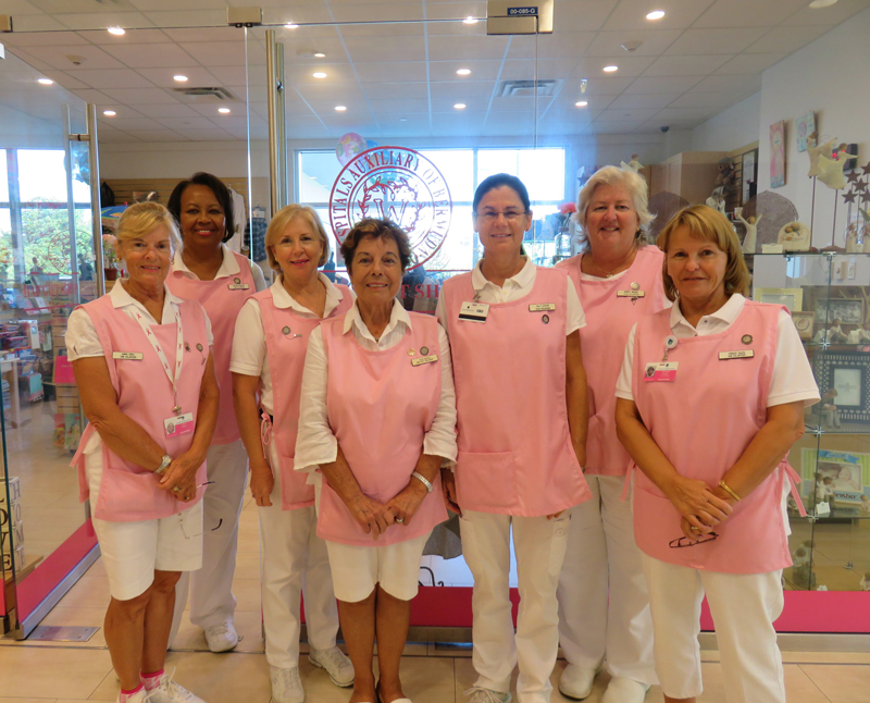 Hospital Gift Shop Bermuda Sept 2017