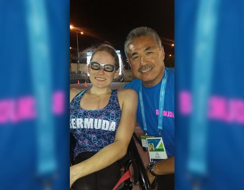Jessica Lewis' Coach Ken Thom Bermuda Sept 27 2017 (3)