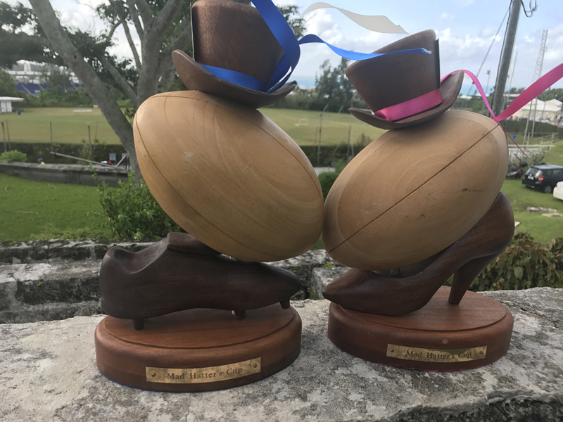 Mad Hatters Trophy Bermuda Sept 28 2017