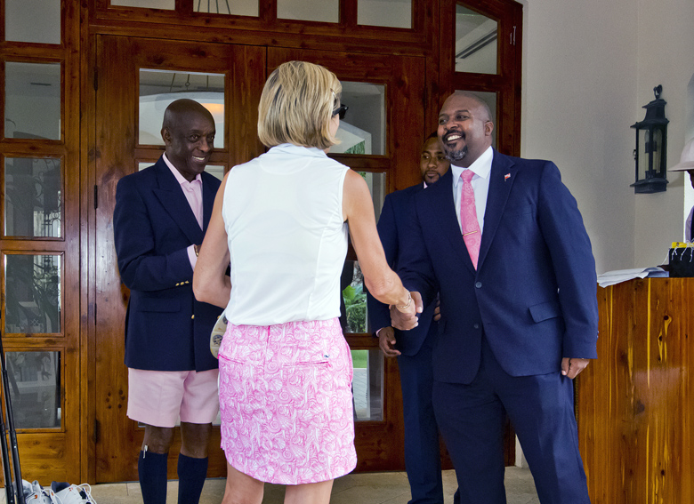 Minister Simmons and MP Furbert Tucckers Point Bermuda Sept 27 2017 (5)