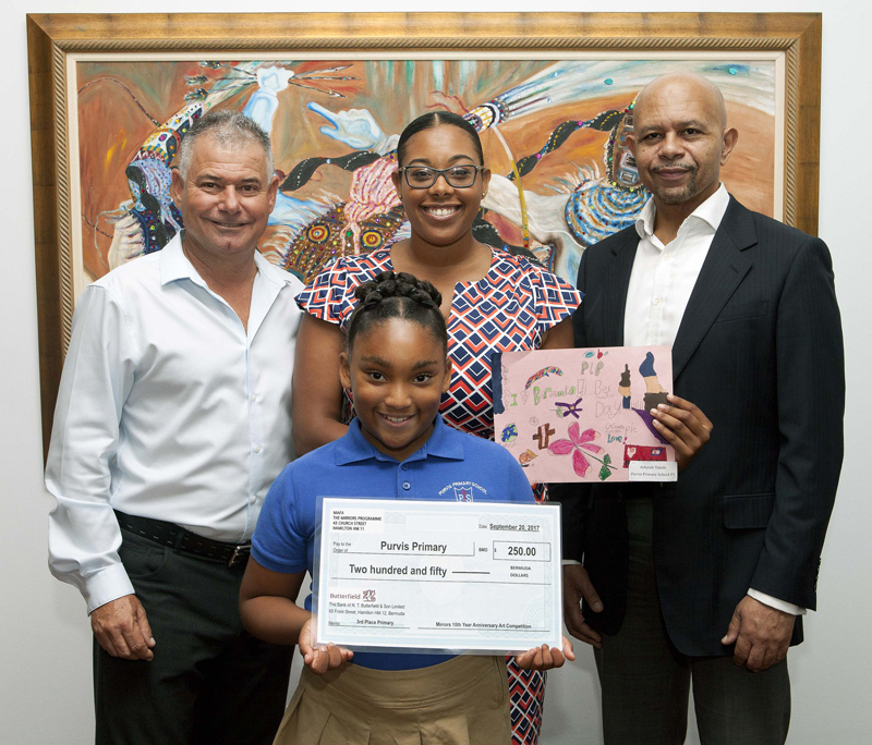 Mirrors Art Competition Award Bermuda Sept 2017 (5)