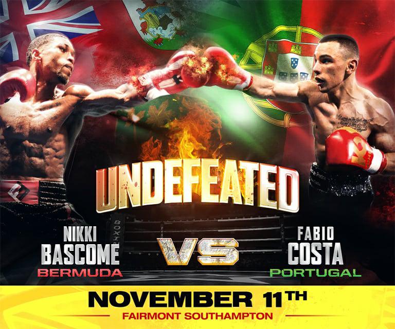 Nikki Bascome vs Fabio Costa Bermuda Sept 2017
