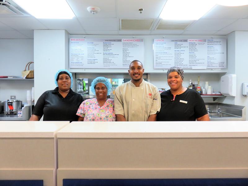 Pink Café Bermuda Sept 2017