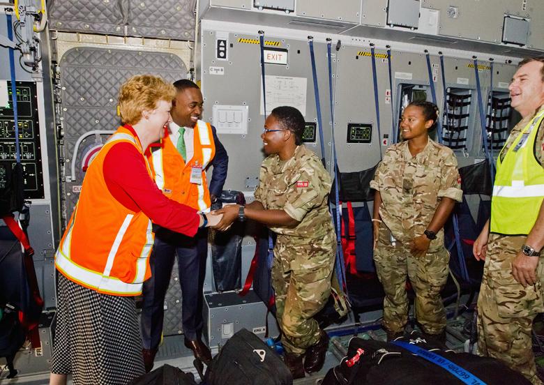 Premier Minister Regiment Bermuda Sept 29 2017 (3)