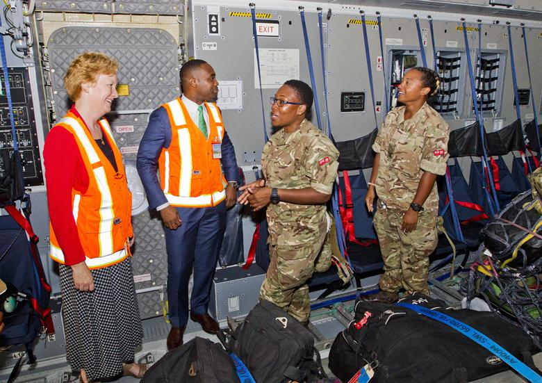 Premier Minister Regiment Bermuda Sept 29 2017 (4)