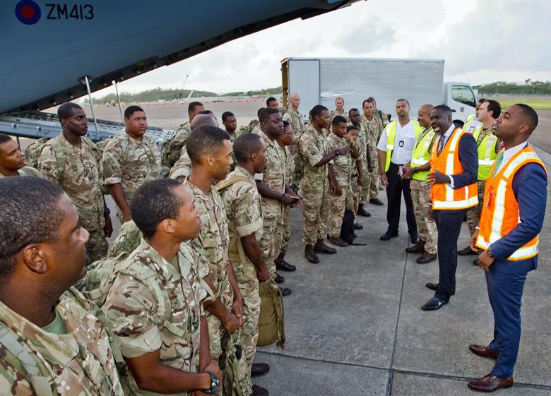 Premier Minister Regiment Bermuda Sept 29 2017 (8)