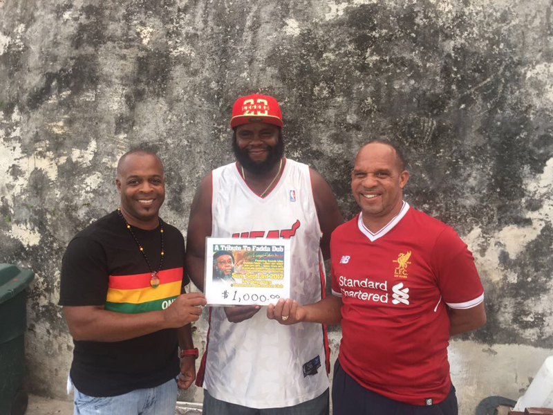 Presentation to Dub City Bermuda Sept 2017