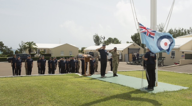 RAF airmen Bermuda Sept 15 2017 (2)