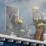 Robertson's Drug Store Fire Bermuda, September 2 2017_7652
