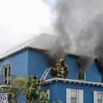 Robertson's Drug Store Fire Bermuda, September 2 2017_7783