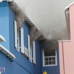 Robertson's Drug Store Fire Bermuda, September 2 2017_7915