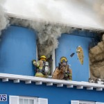 Robertson's Drug Store Fire Bermuda, September 2 2017_7944